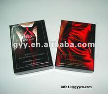 2012 Fashion men silk Tie packaging paper box