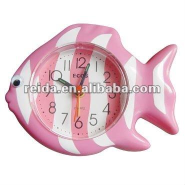 Salle de bain en plastique r veil horloge de bureau for Reveil de salle de bain