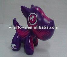 dog animals toy diy vinyl figure