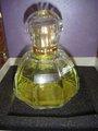 nouvelle bouteille de parfum de forme de potiron de conception