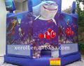 2012 alta calidad castillo hinchable inflable