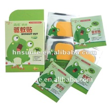 2012--Anti Mosquito patch /natural insect repellent (DEET free)