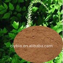 cimicifuga racemosa extract triterpene glycosides