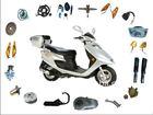 Scooter QINGQI HJ125-11 parts