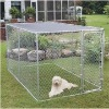 high quality dog kennel(factory)