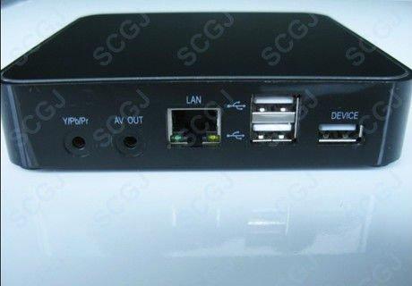 Full HD 1080P HDMI Google Android 2.3 WIFI Media Player Internet TV Box