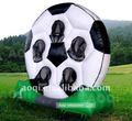 La mayoría de polular de fútbol inflable juegos/campo de fútbol inflable