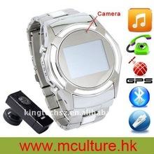2012 Lastest Classical Dual Sim Card s760 watch phone