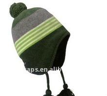 winter children newsboy crochet baby hats