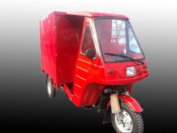 WH200ZH CARGO TRICYCLE WITH CONTAINER
