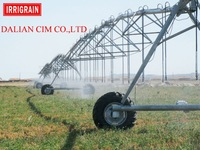 water reel irrigation system