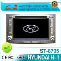 2011/2012 Hyundai H-1/ Hyundai Grand Starex car dvd with gps navi, OSD menu with Russian language