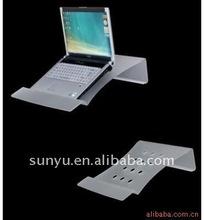 acrylic laptop stand
