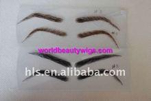 human false eyebrow,high quality,best price