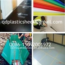 Plastic Polypropylene Correx Board for Floor Protection