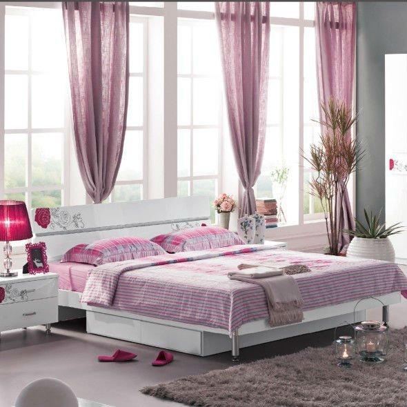 Moderno e bonito mobília da sala de cama mobília da sala  ~ Quarto Sala Moderno