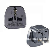 Japan Travel adapter with safety shutter