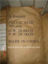 Fulvic Acid 80% Foliar Fertilizer