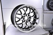 BK402 aluminum racing wheels for a car