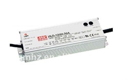 HLG-120-42A led dimmable driver waterproof electronic led driver