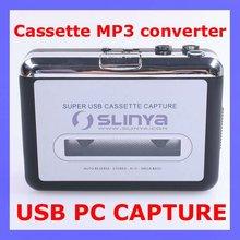 Tape to PC Super USB Cassette MP3 Converter Capture Audio Music Player