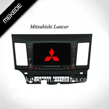 car audio player,special car dvd for Mitsubishi Lancer