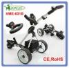 36 hole battery power electric golf trundler cart