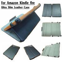 for Amazon kindle fire case Folio Ultra slim leather case