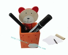 2012New Designed Wooden Pencil Case