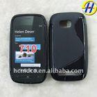 NEW TPU gel mobile phone case for NOKIA lumia 710