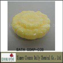 Lovely Flower-shape Bath Soap For Vanilla Fragrance