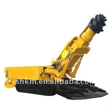 crawler drilling machine