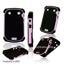 For Blackberry Bold 9900/9930 combo hard phone case
