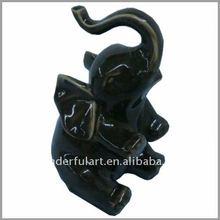attractive porcelain elephant home decoration items