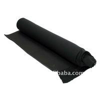 Black EVA foam roll