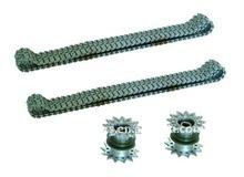 Rc tank part-metal track/driving wheel /idler wheel set for 1/16 rc tank