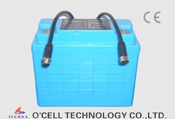 12.8V120Ah LiFePO4 battery pack