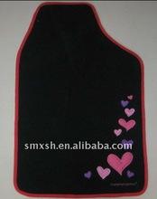pvc 2012 car floor mats auto accessories