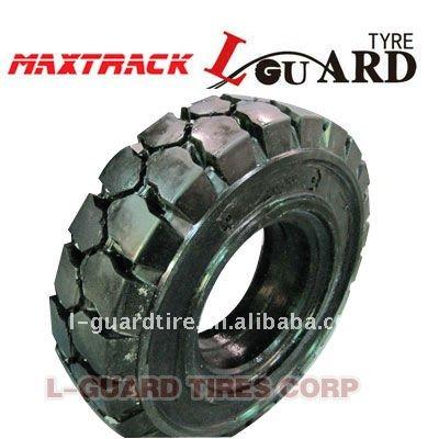 China neumáticos de goma maciza 6.00 - 9 ( 4.00e )