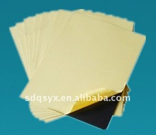 photo book inner pvc sheet thickness 0.3mm-1.5mm