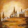 Venta de pintura al óleo ( reproducción del paisaje )