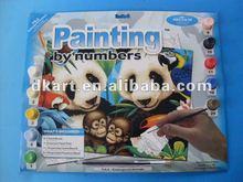 Number Painting Set,40X32.5cm