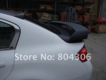 FRP FIBER R35 GTR STYLE REAR SPOILER WING Fit For 07-10 G35 G37 SKYLINE V36 4D