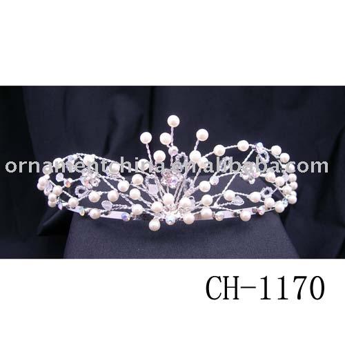 Tiara nupcial/tiara de pérolas/casamento tiara/tiara festa/coroas/princess tiara/tiara do aniversário