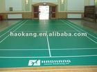 Super abrasion resistance PVC Floor Cover for Badminton Court