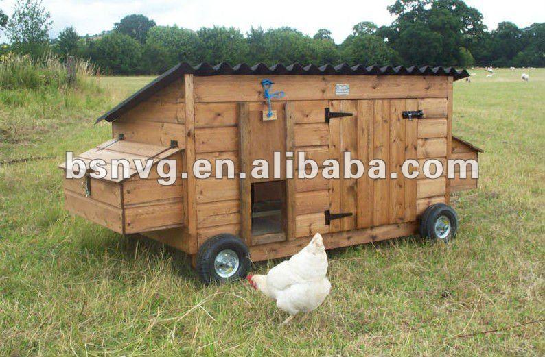Chicken Coop Trailer Chicken Coop Trailer