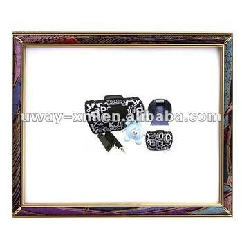 UW-PB-034 Lovely Letter pattern black&white dog portable bag with belts