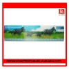 Zebra design 3d lenticular printed picture for Stationery