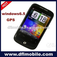 2012 new dual sim windows 6.5 support 32GB smart mobile phone