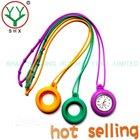 fashion nursing pocket watch silicone #000D